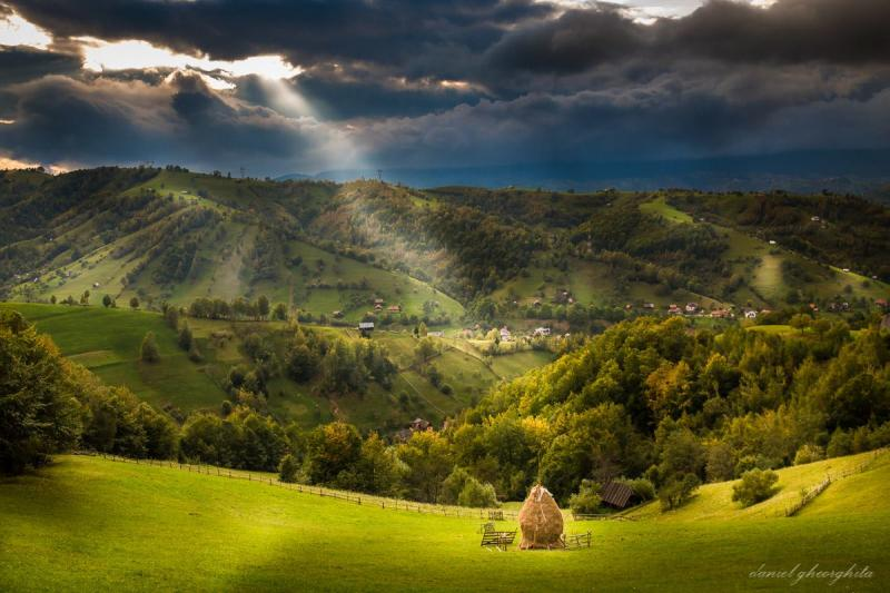 best countryside of romania tour
